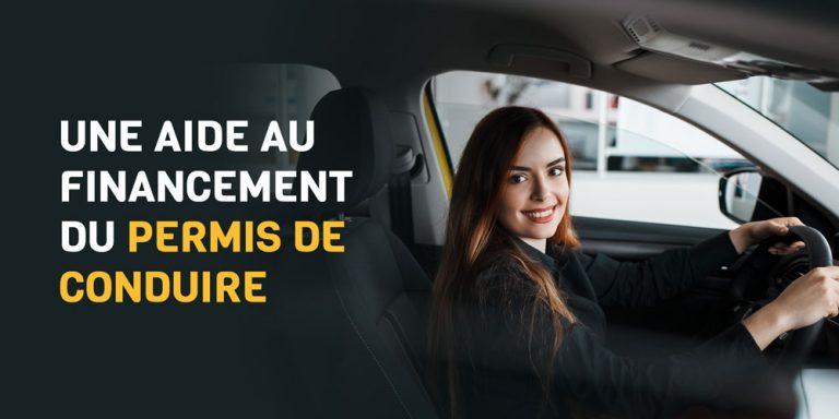 une aide au financement du permis de conduire
